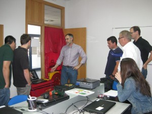 termagraf en curso agencia energetica de la Ribera